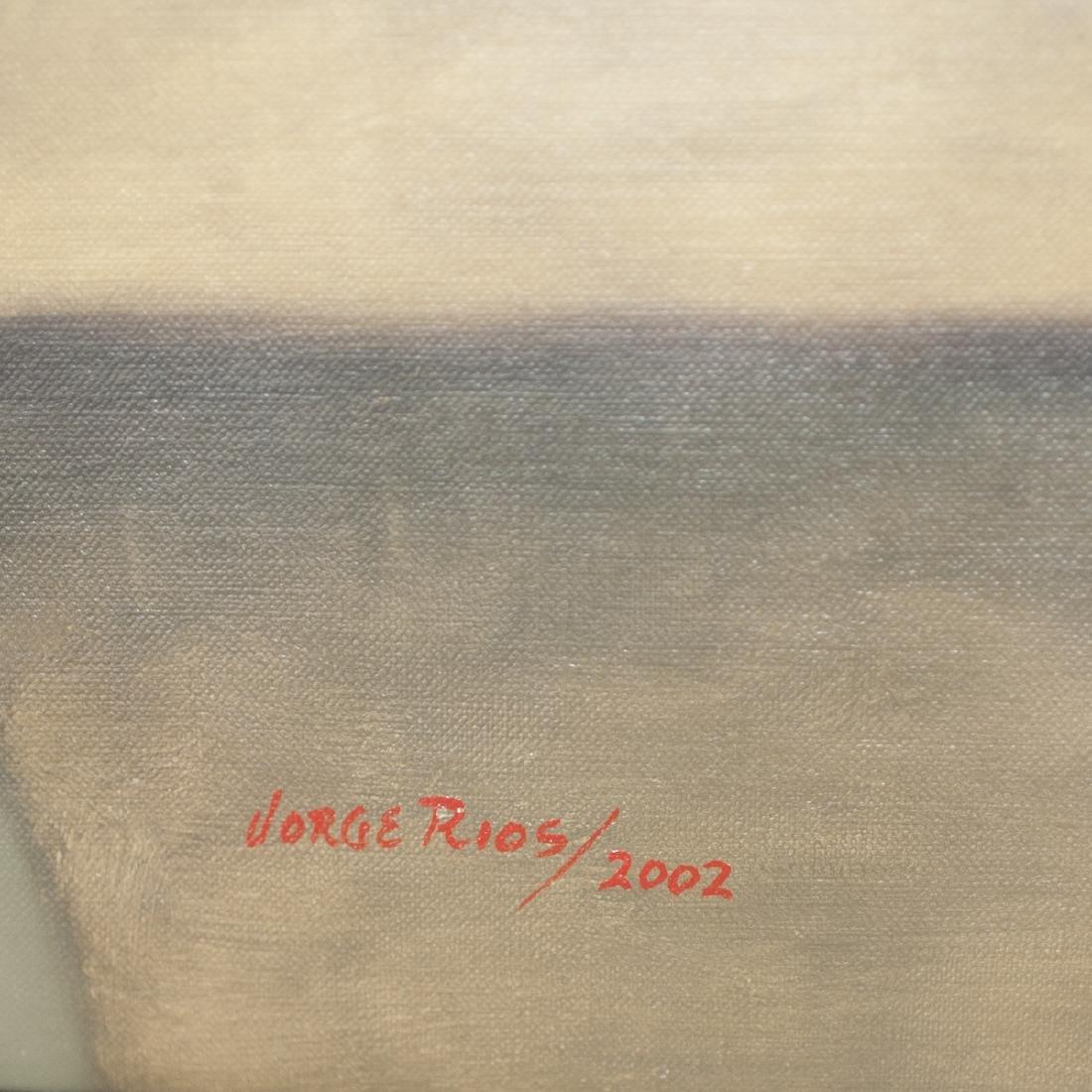 Jorge Rios (Colombian B. 1965-) - 2