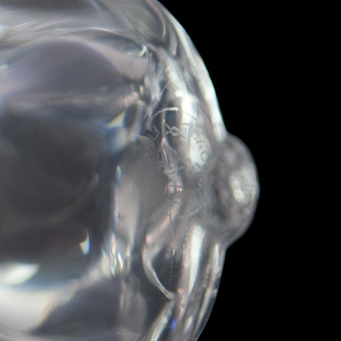 Baccarat Crystal Animal Figurines - 2