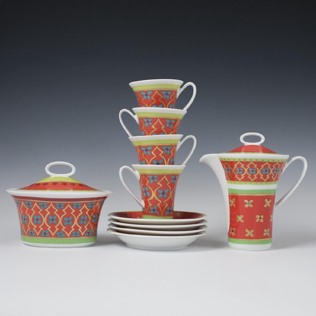 "Rosenthal Porcelain ""Mamounia"" Set"