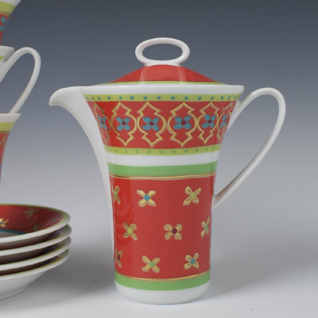 "Rosenthal Porcelain ""Mamounia"" Set - 2"