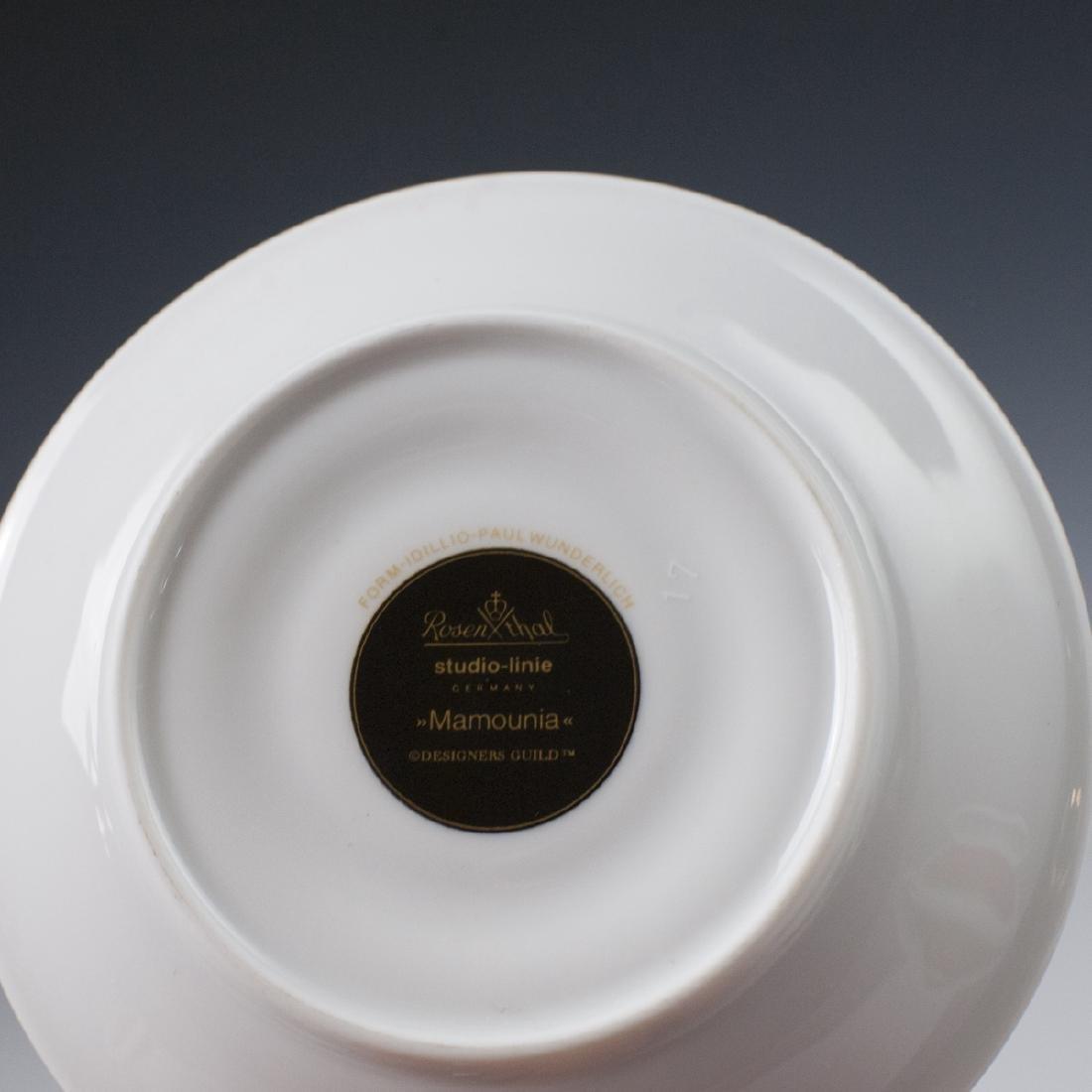 "Rosenthal Porcelain ""Mamounia"" Set - 3"