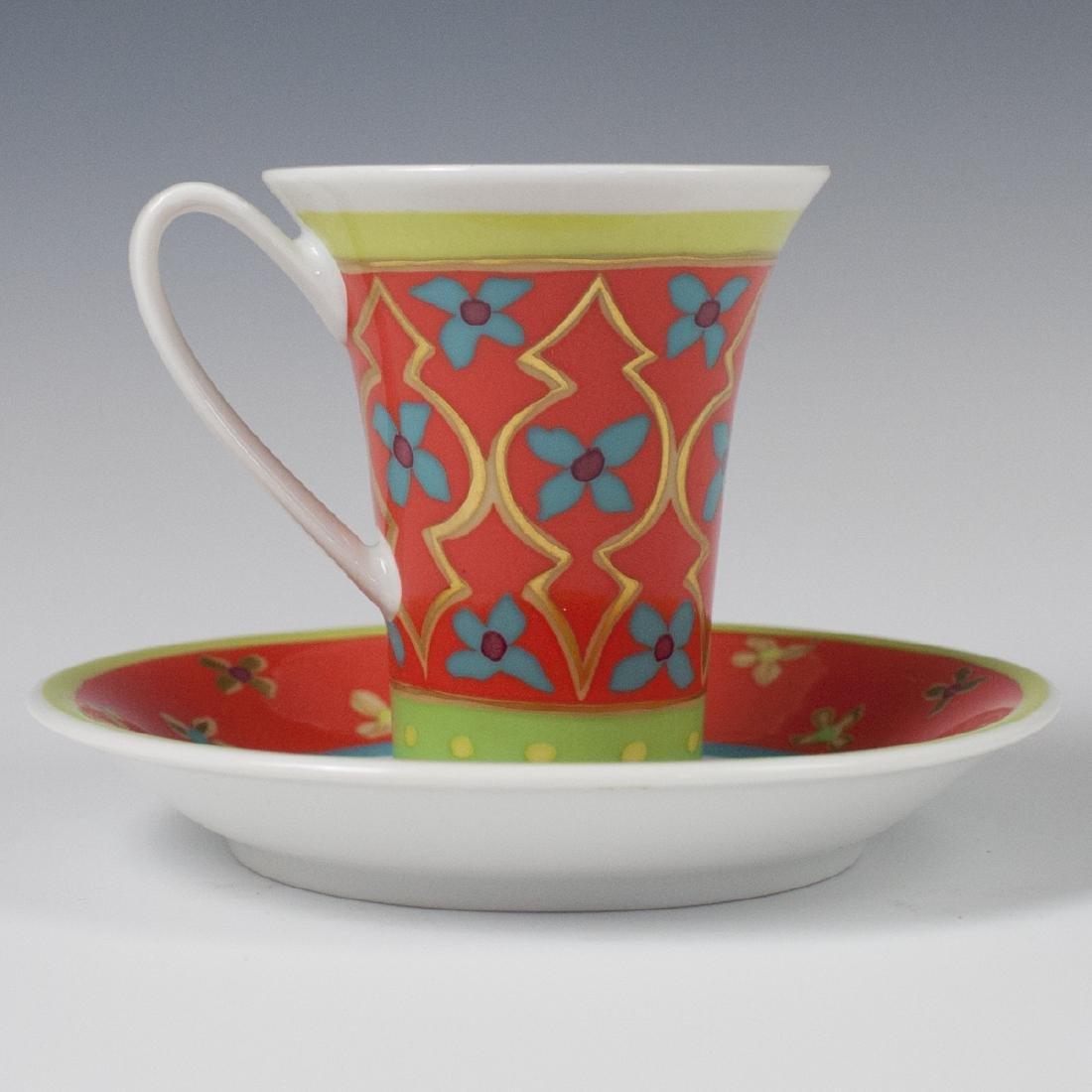 "Rosenthal Porcelain ""Mamounia"" Set - 5"