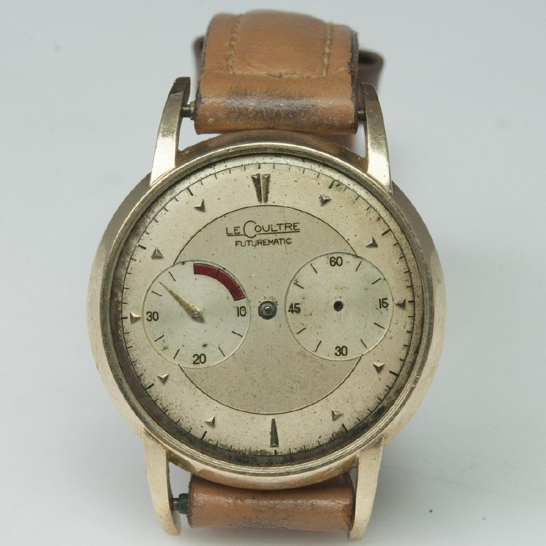 "Vintage Jaeger Lecoultre ""Futurematic"" Watch"