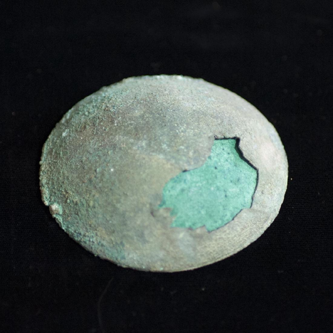 Pre-Columbian Chimu Copper Bowl - 2