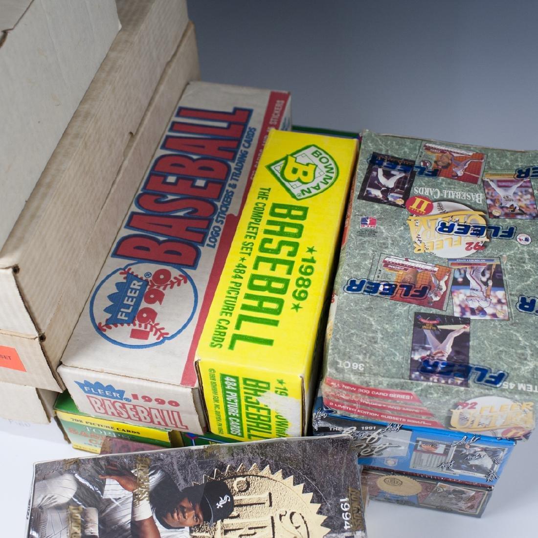 Vintage Baseball Card Collection - 6