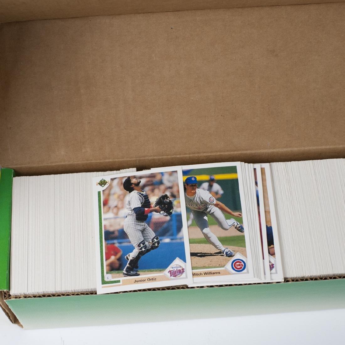 Vintage Baseball Card Collection - 7