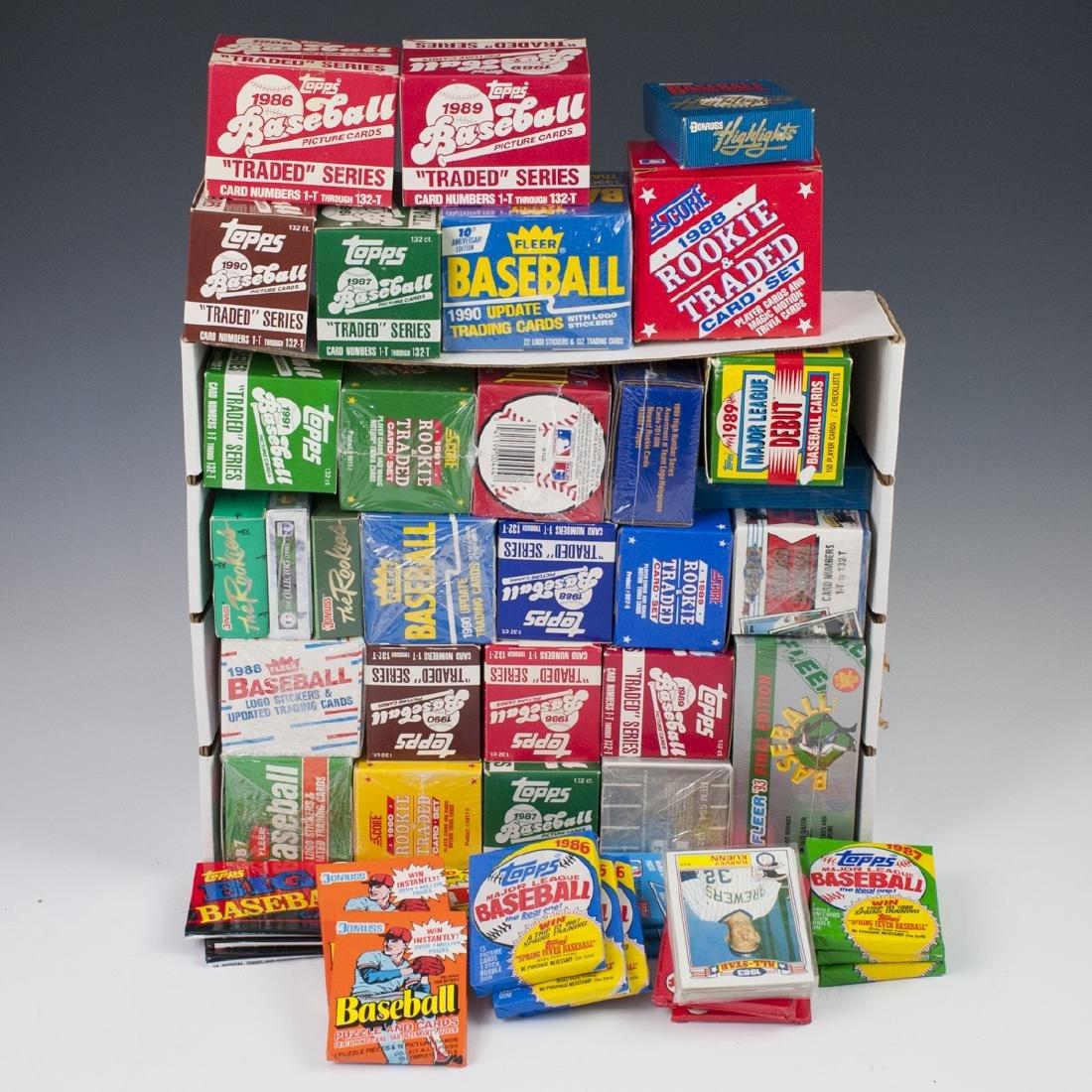 Vintage Baseball Memorabilia Collection