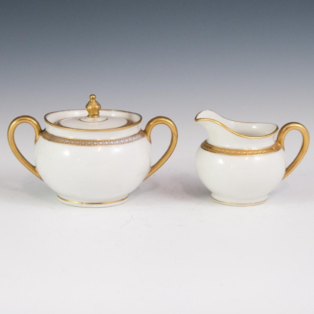 Theodore Haviland Limoges Porcelain Set