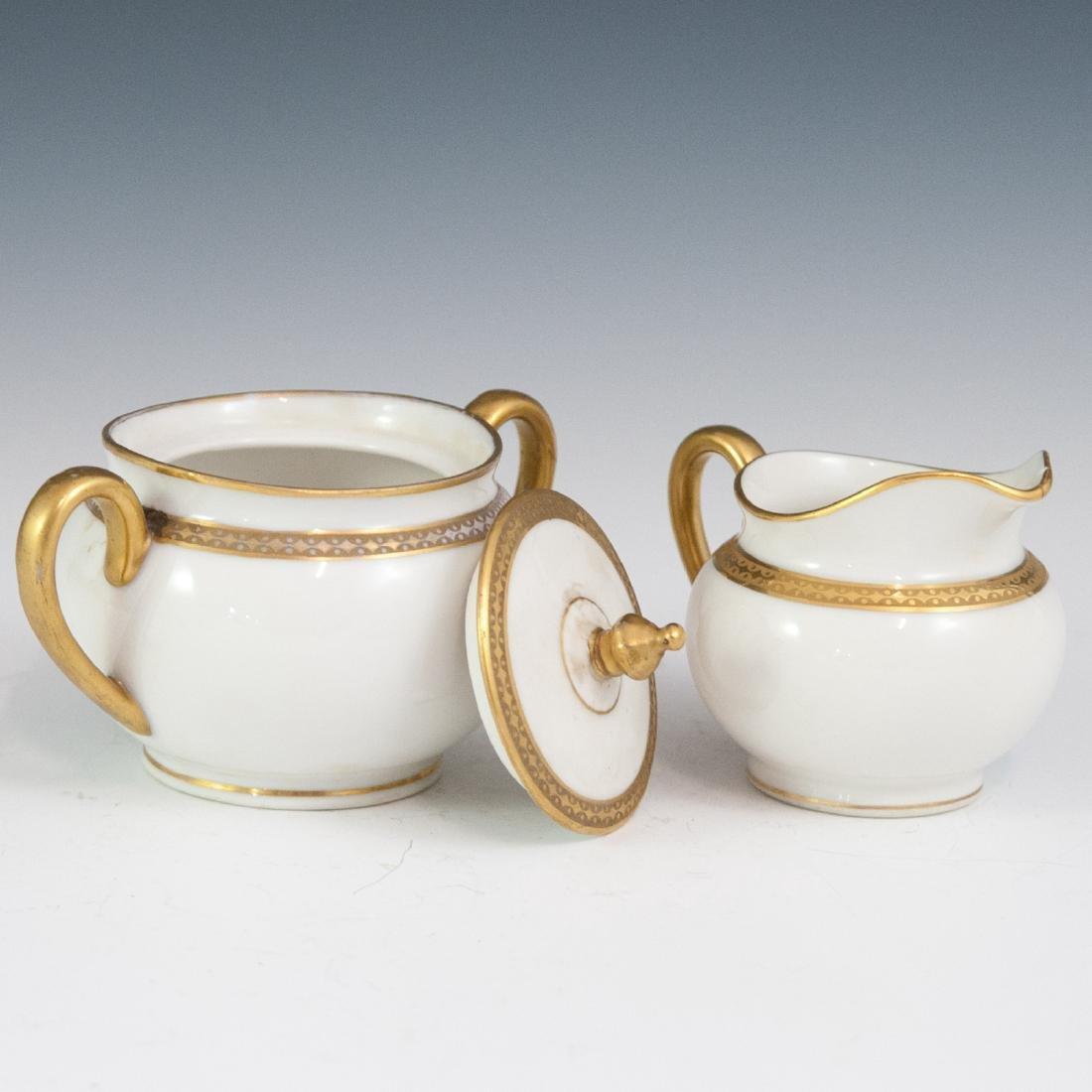 Theodore Haviland Limoges Porcelain Set - 2