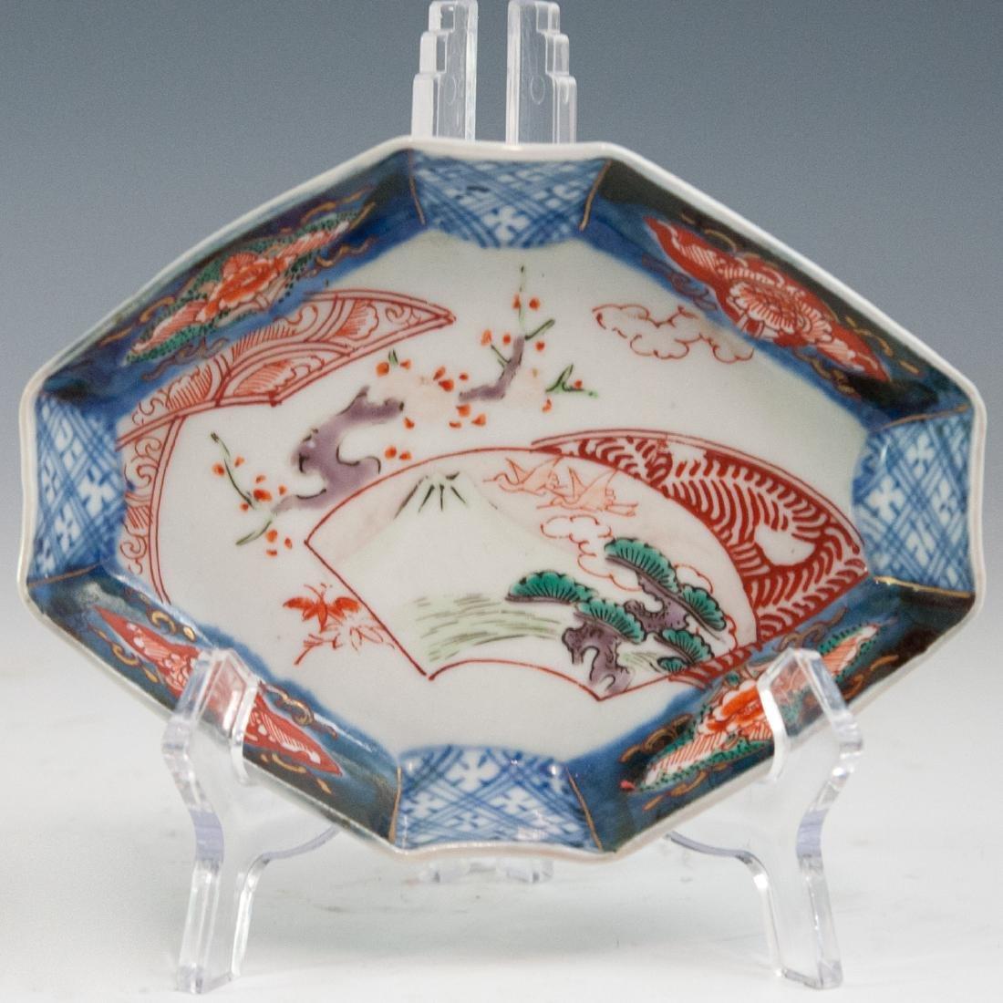 Japanese Enameled Imari Bowl