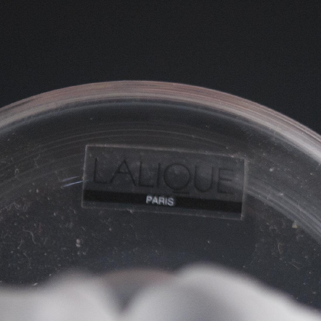 """Lalique Crystal """"Love Birds"""" Pintray - 2"""