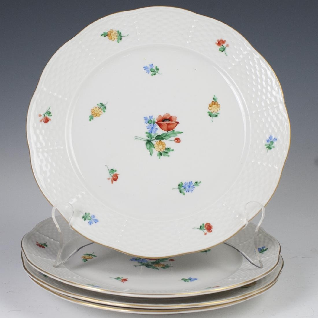 Herend Luncheon Plates