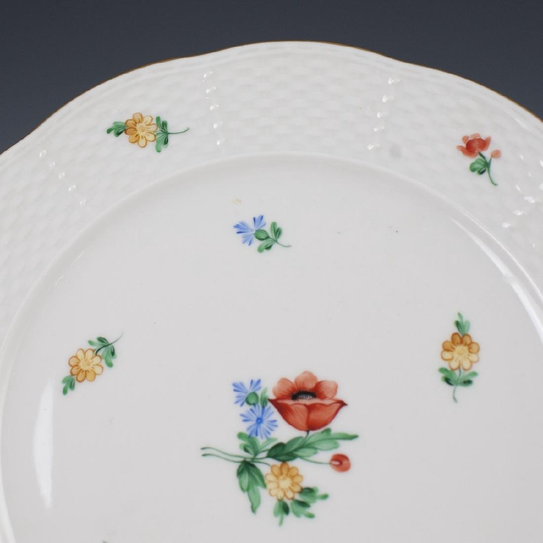 Herend Luncheon Plates - 2