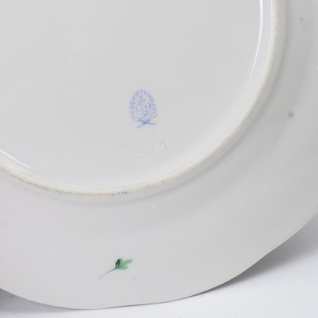Herend Luncheon Plates - 3