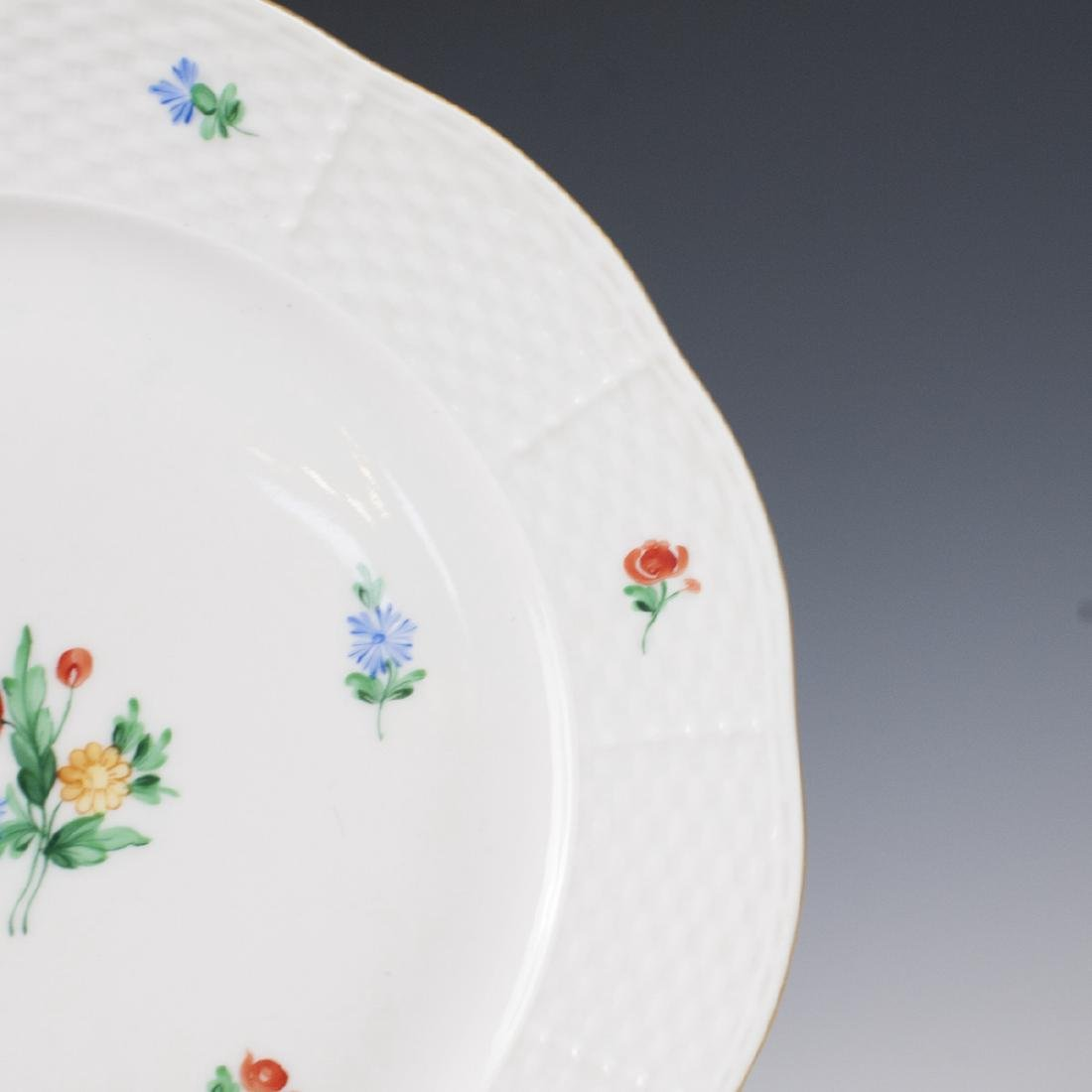 Herend Luncheon Plates - 5