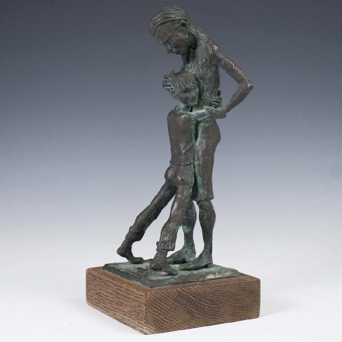 Howard Garnitz Bronze Sculpture