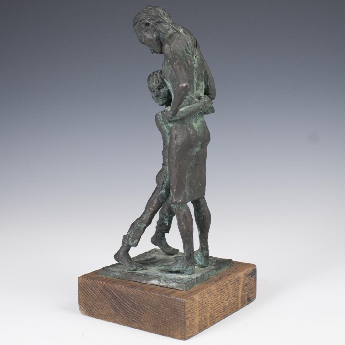 Howard Garnitz Bronze Sculpture - 5