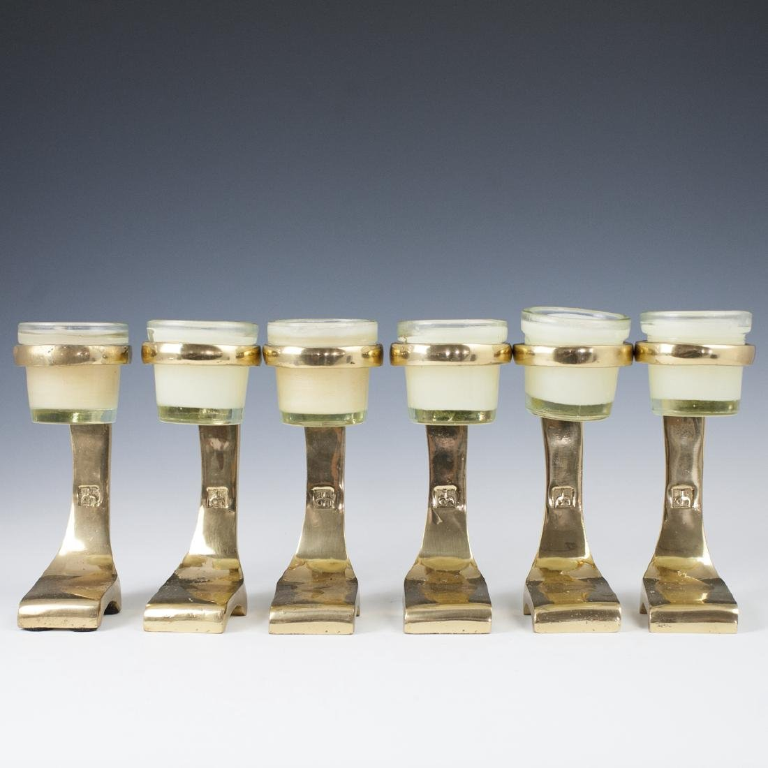 "David Marshall ""Rocio I"" Candlesticks"