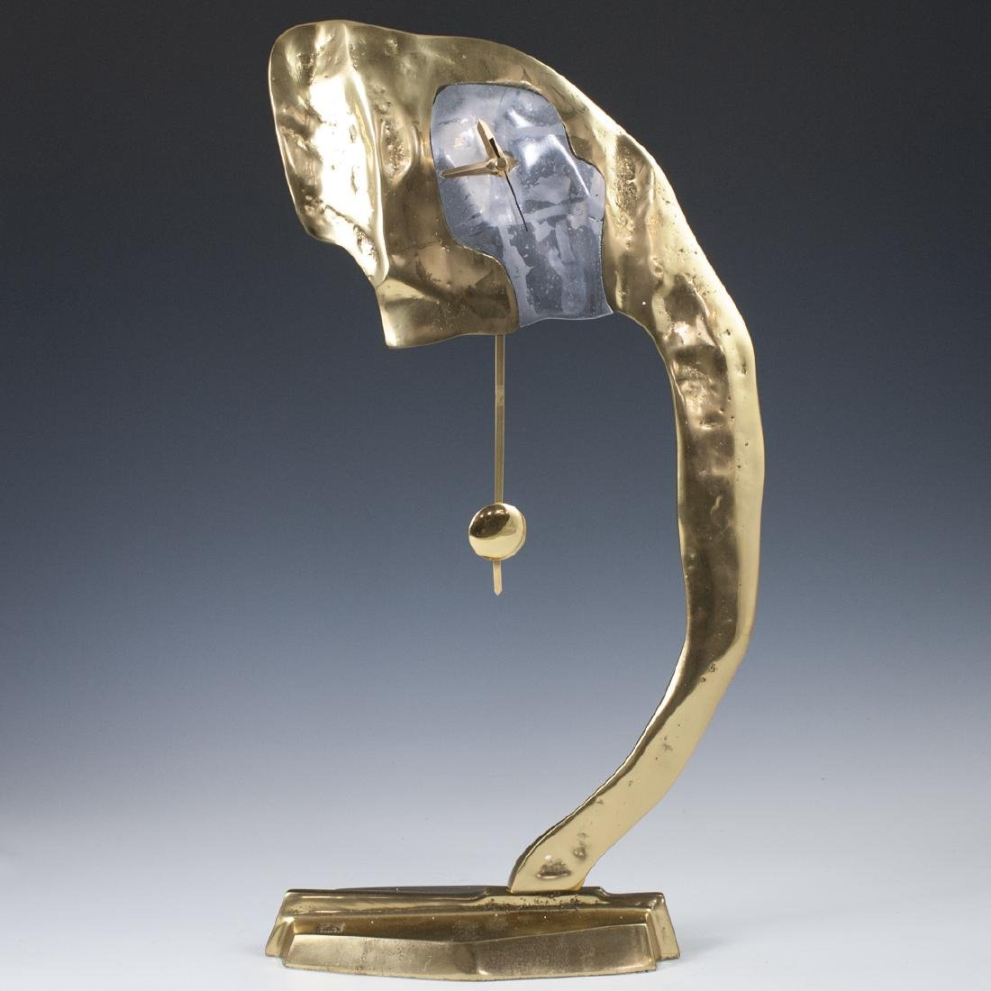 "David Marshall ""Alpes"" Clock"