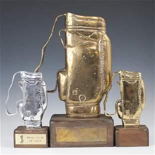 David Marshall Gold Bag Trophies