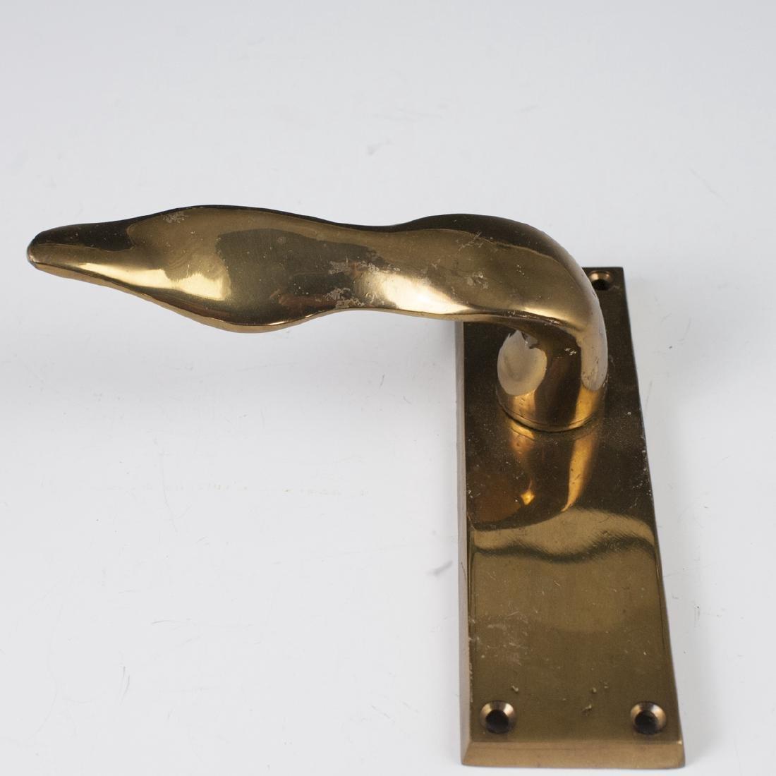 David Marshall Brass Door Knobs - 3