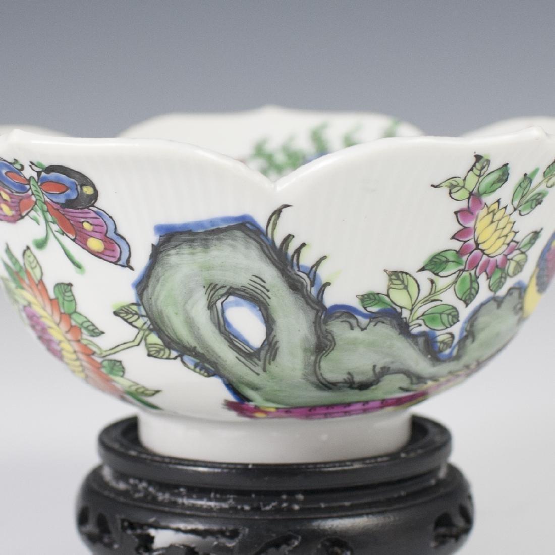 Oriental Objects D'Art Porcelain Bowl - 2