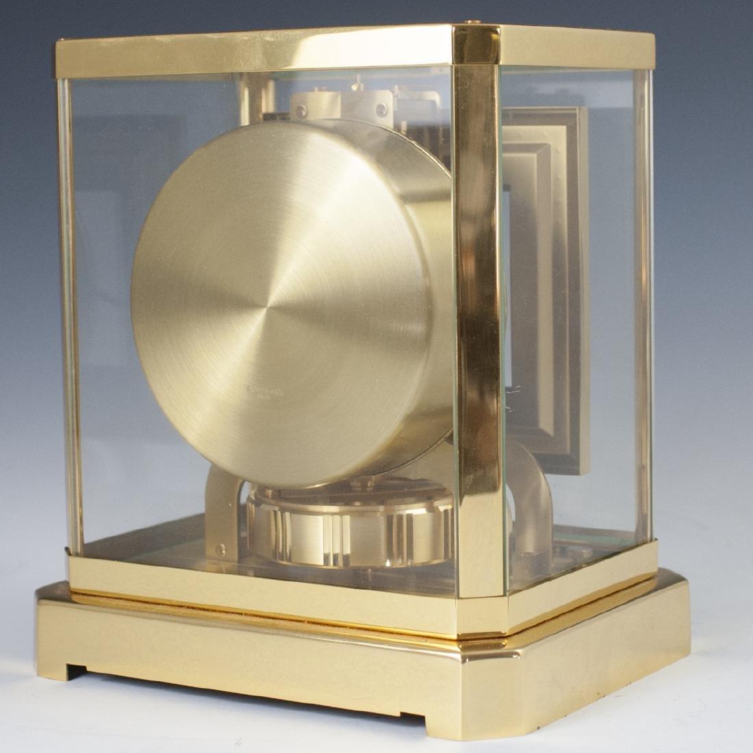 Jaeger LeCoultre Brass Atmos Clock - 3