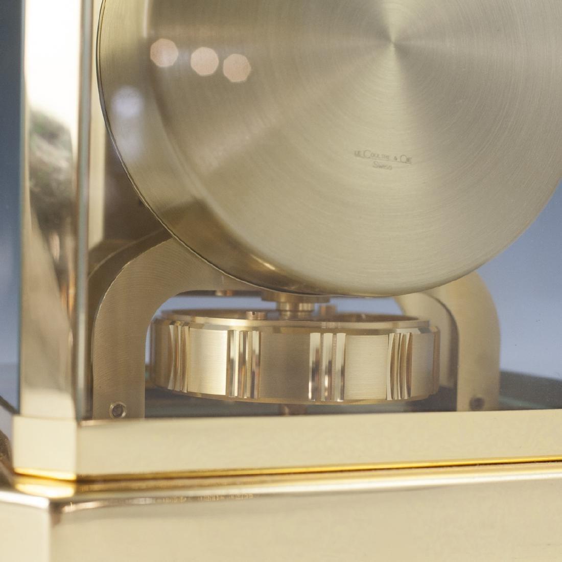Jaeger LeCoultre Brass Atmos Clock - 4