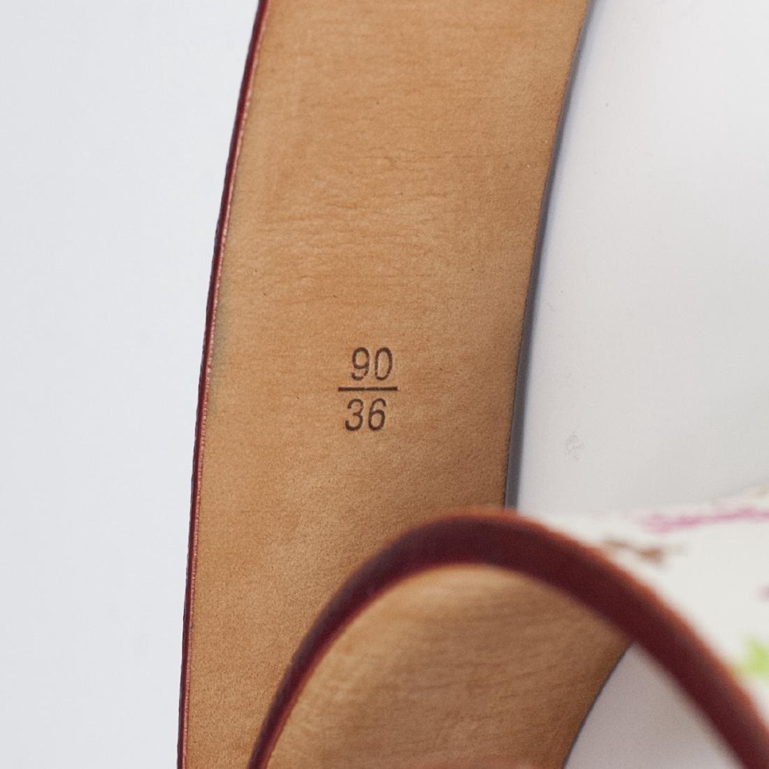 Louis Vuitton Canvas Multicolore Belt - 5