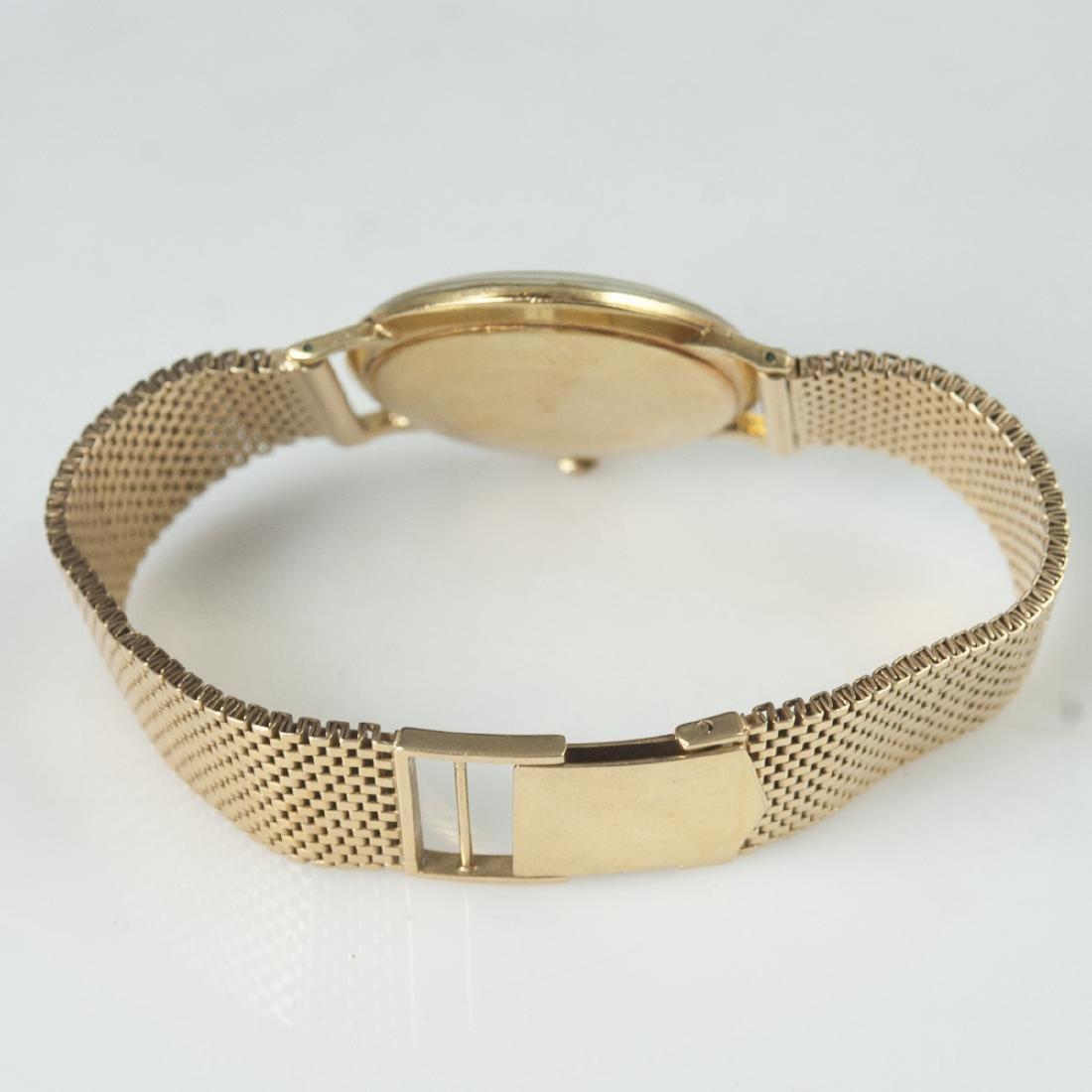 Eterna Matic 18kt Yellow Gold Watch - 2