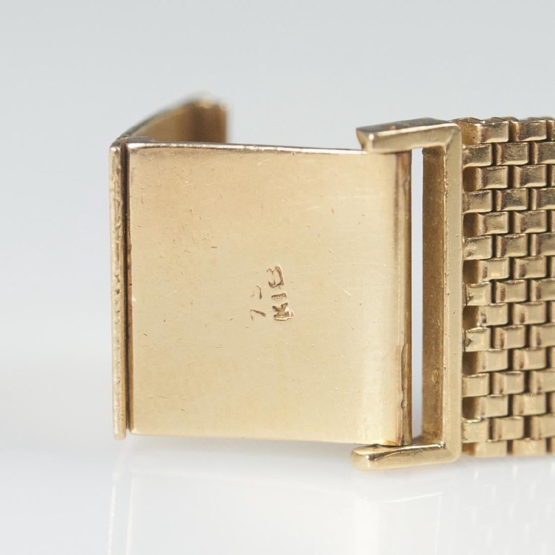 Eterna Matic 18kt Yellow Gold Watch - 3
