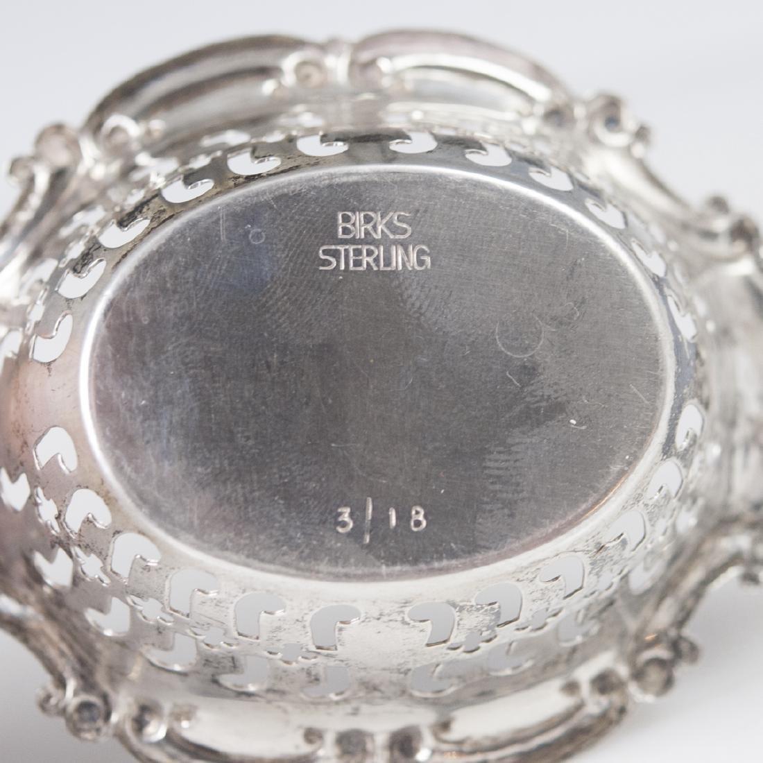 Birks Sterling Nut Dish - 3