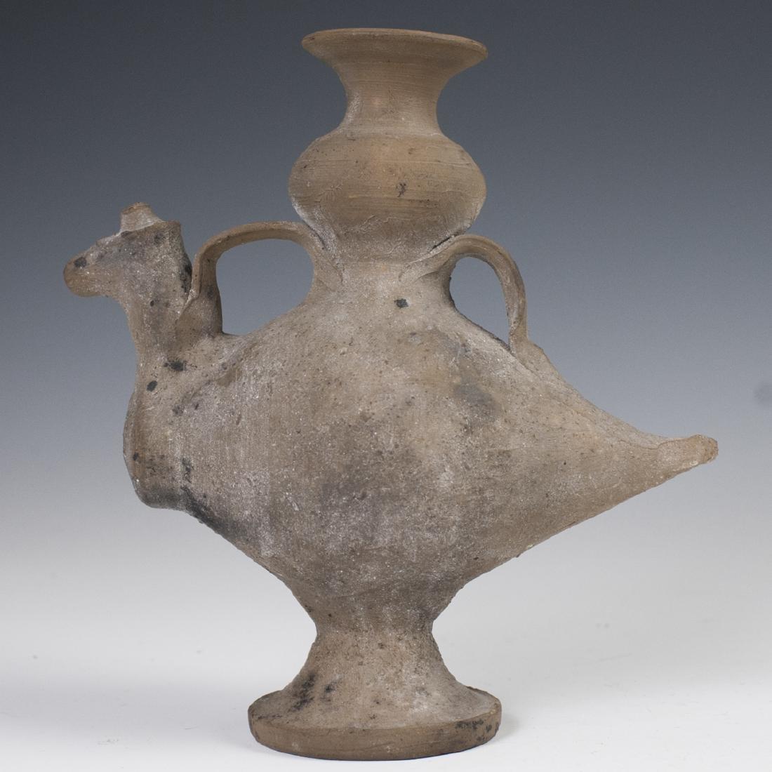 Antique Pottery Vessel