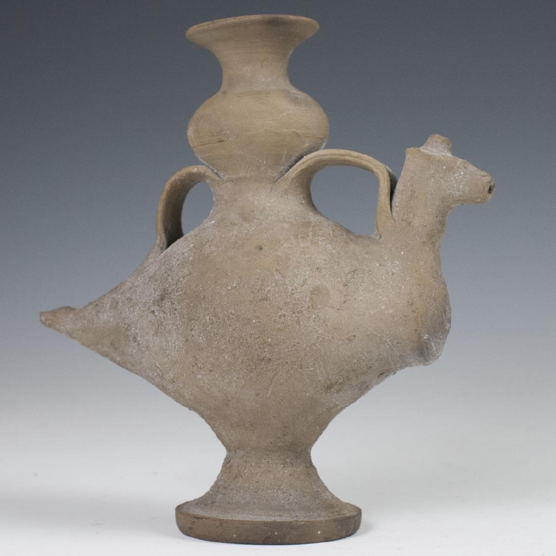 Antique Pottery Vessel - 3