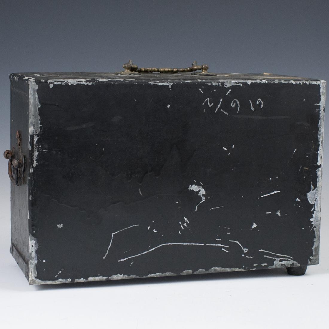 Antique U.S. Post Office Lock Box - 3
