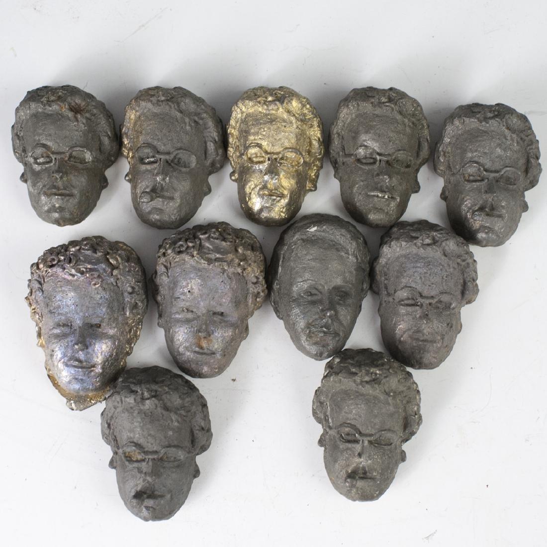 Vintage Metal Heads