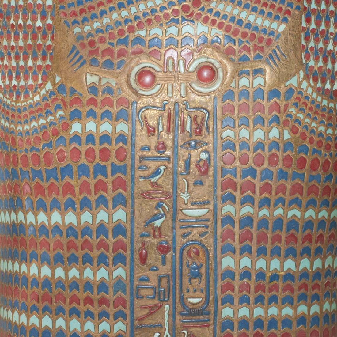 King Tut Replica Sarcophagus - 3