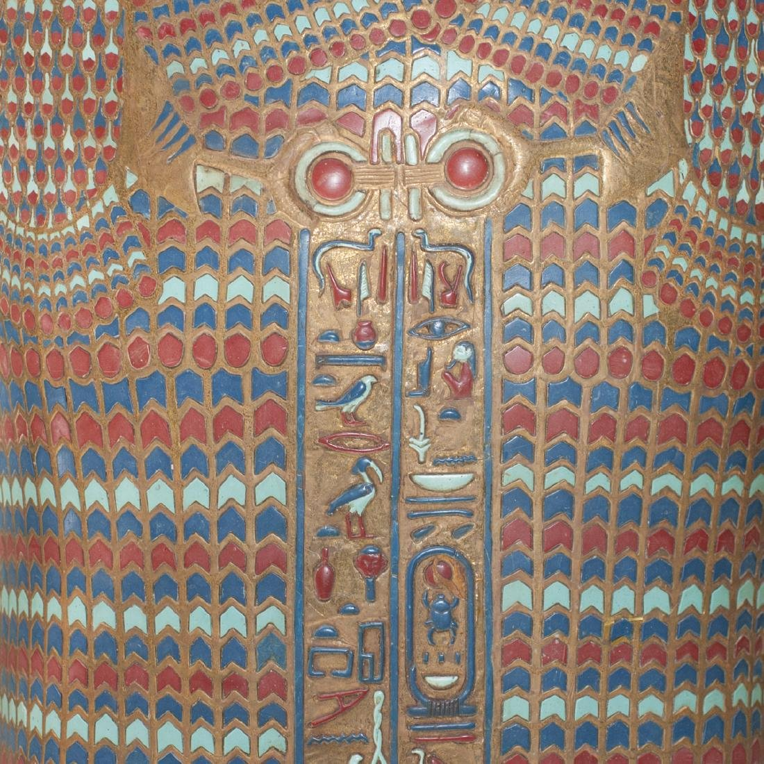 King Tut Replica Sarcophagus - 3