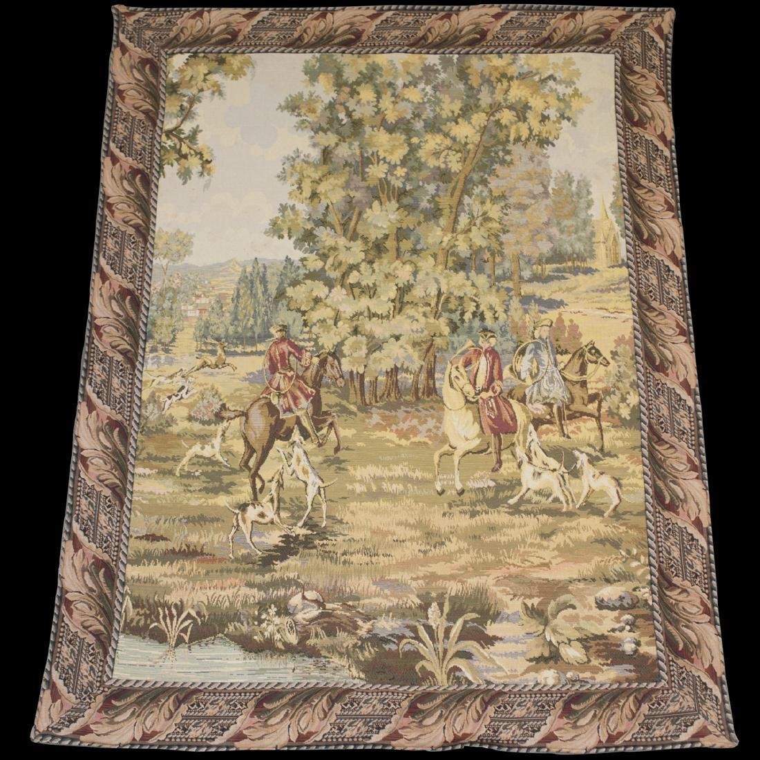 Aubusson Style Tapestry