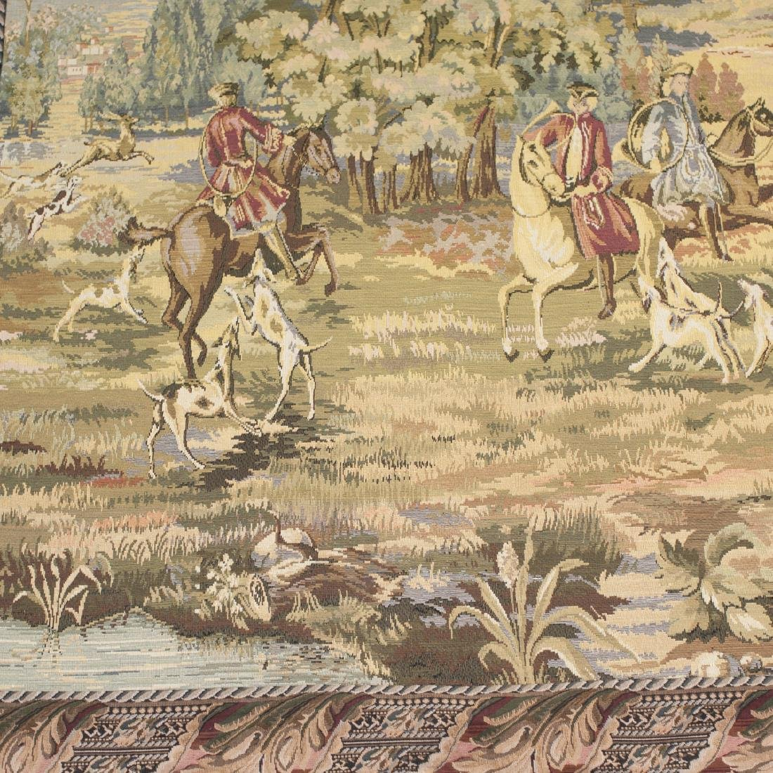 Aubusson Style Tapestry - 2