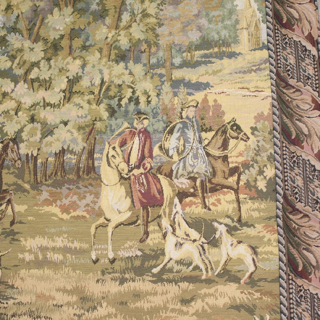 Aubusson Style Tapestry - 3