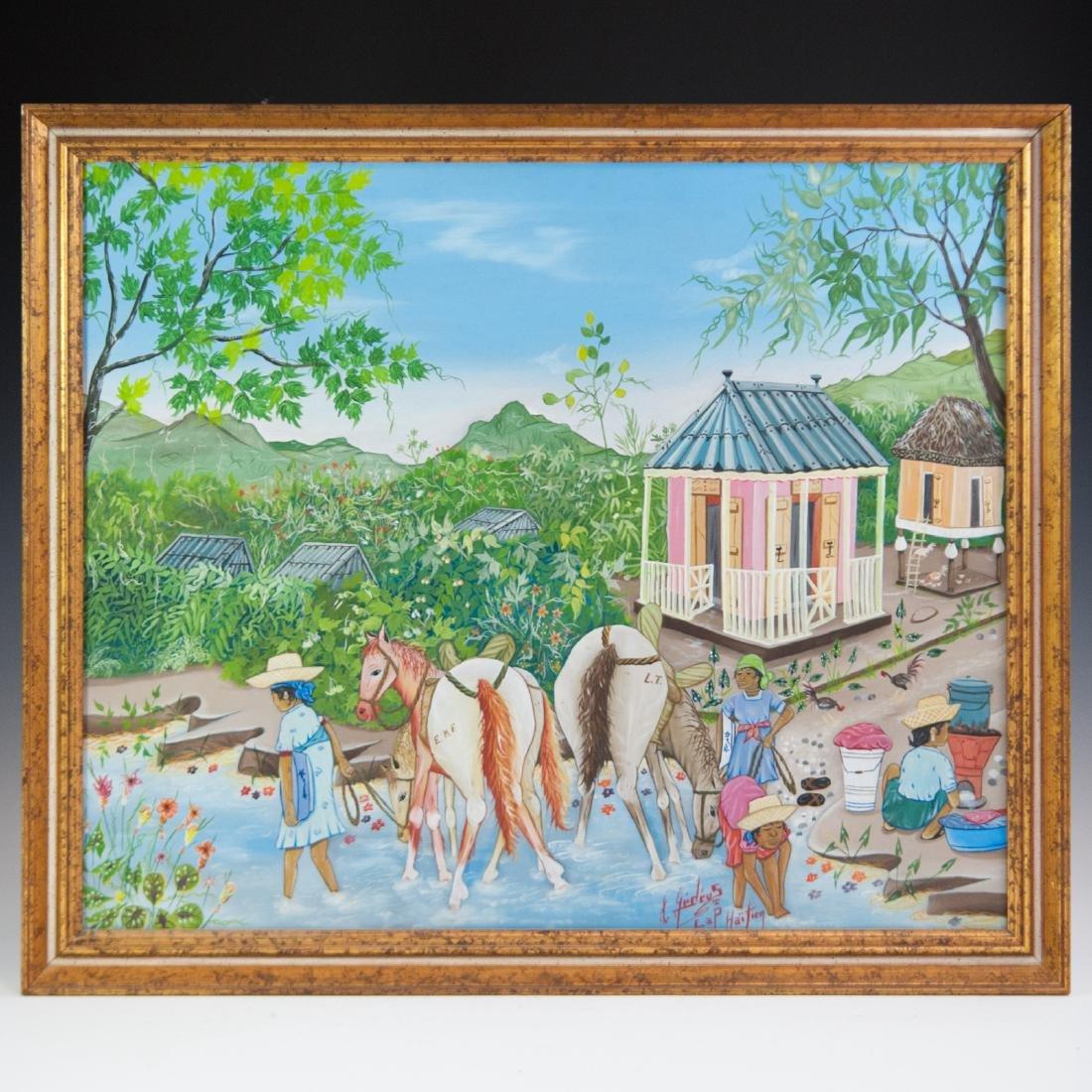 Louis Gedeus (Haitian 20th Ct.)