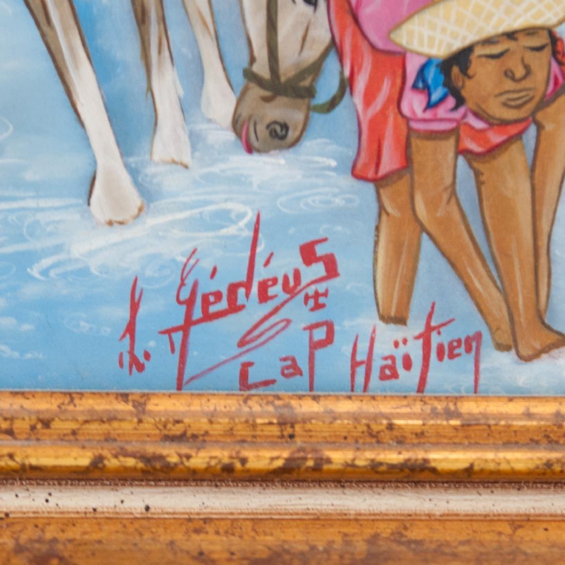 Louis Gedeus (Haitian 20th Ct.) - 2