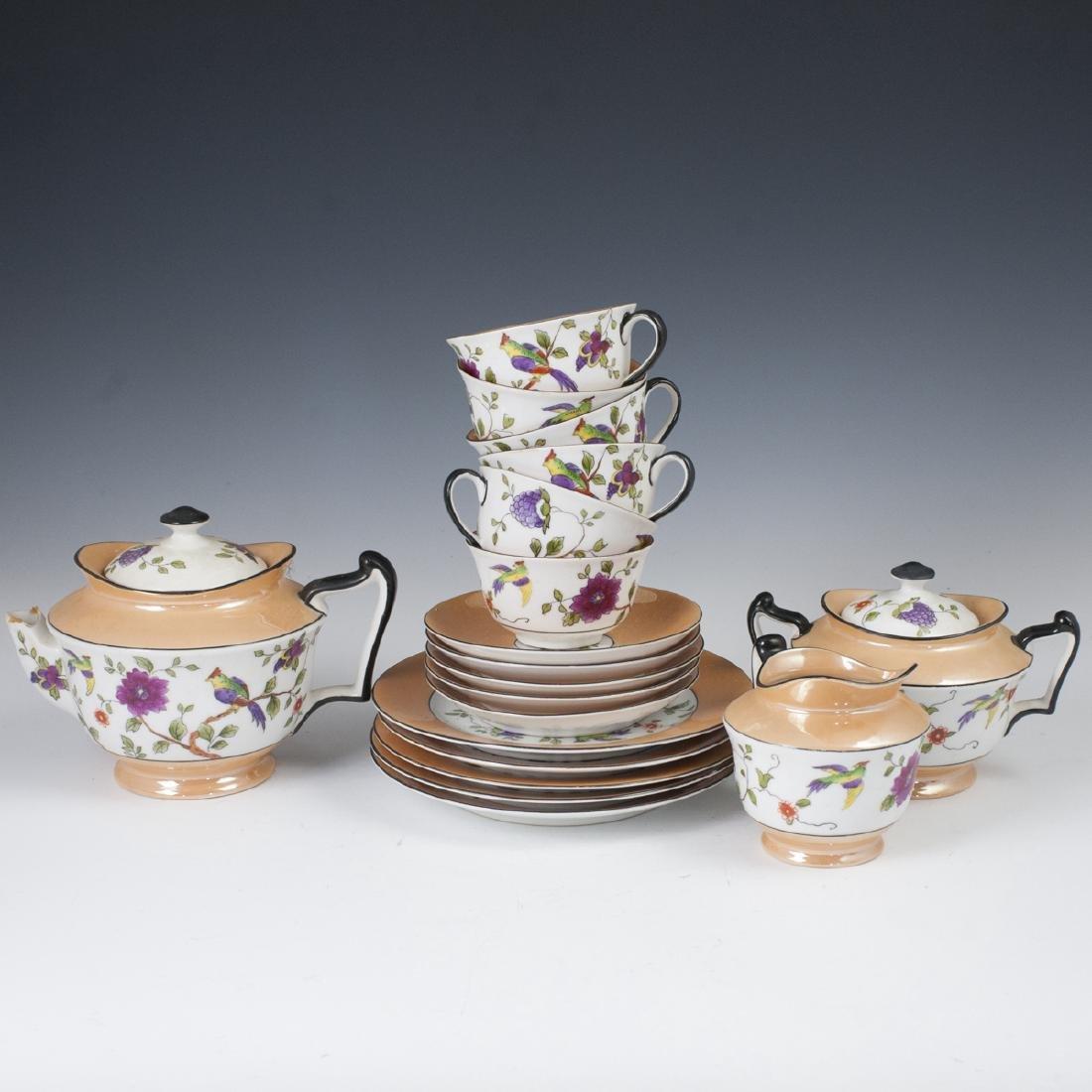 Noritake Porcelain Set