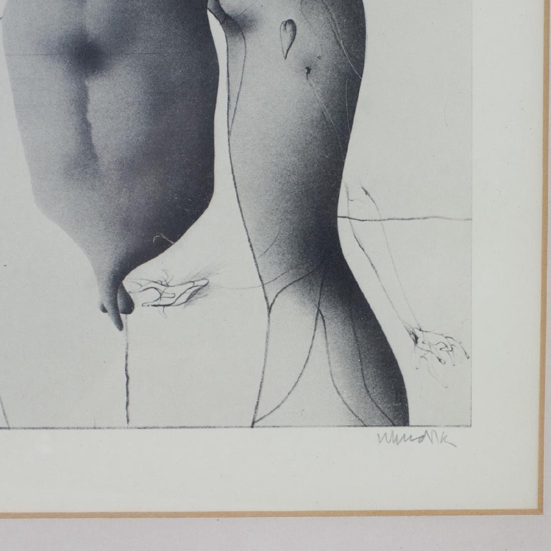 Paul Wunderlich (German 1927-2010) - 3