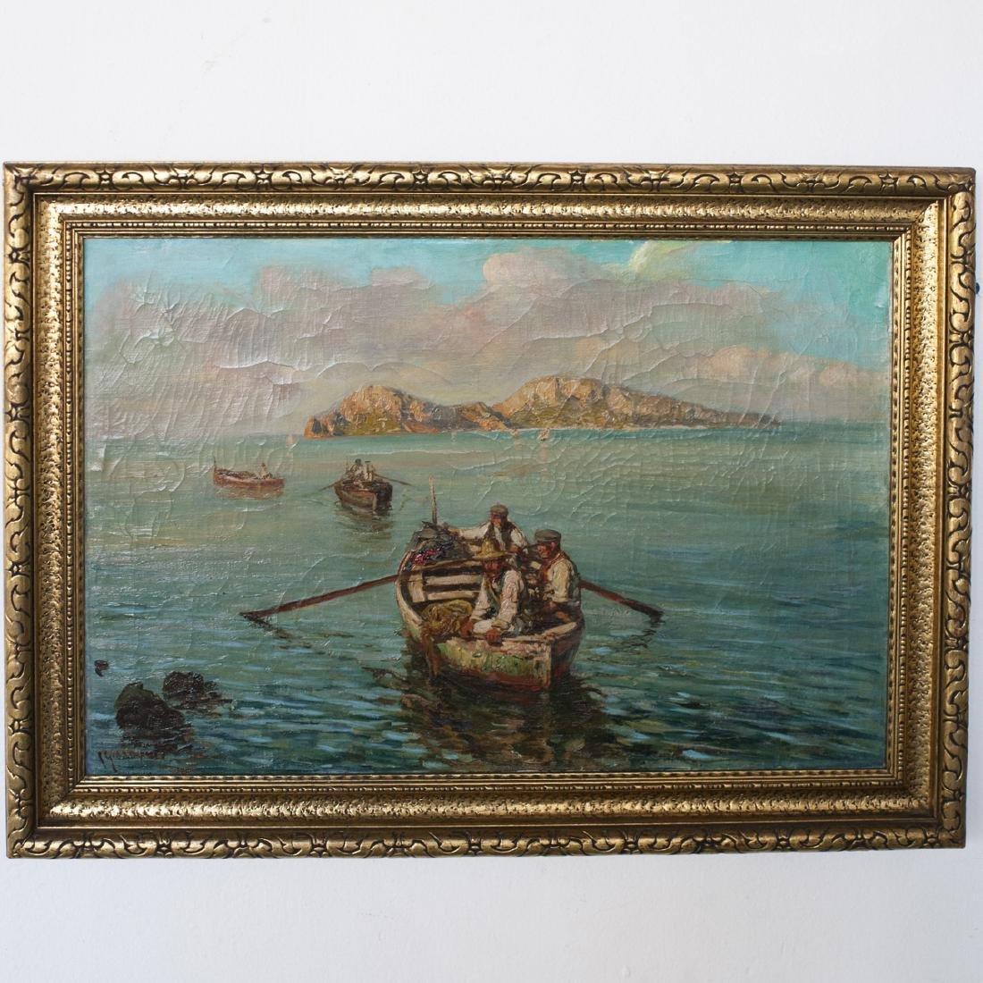 Giuseppe Giardiello  (Italian 1877-1920)