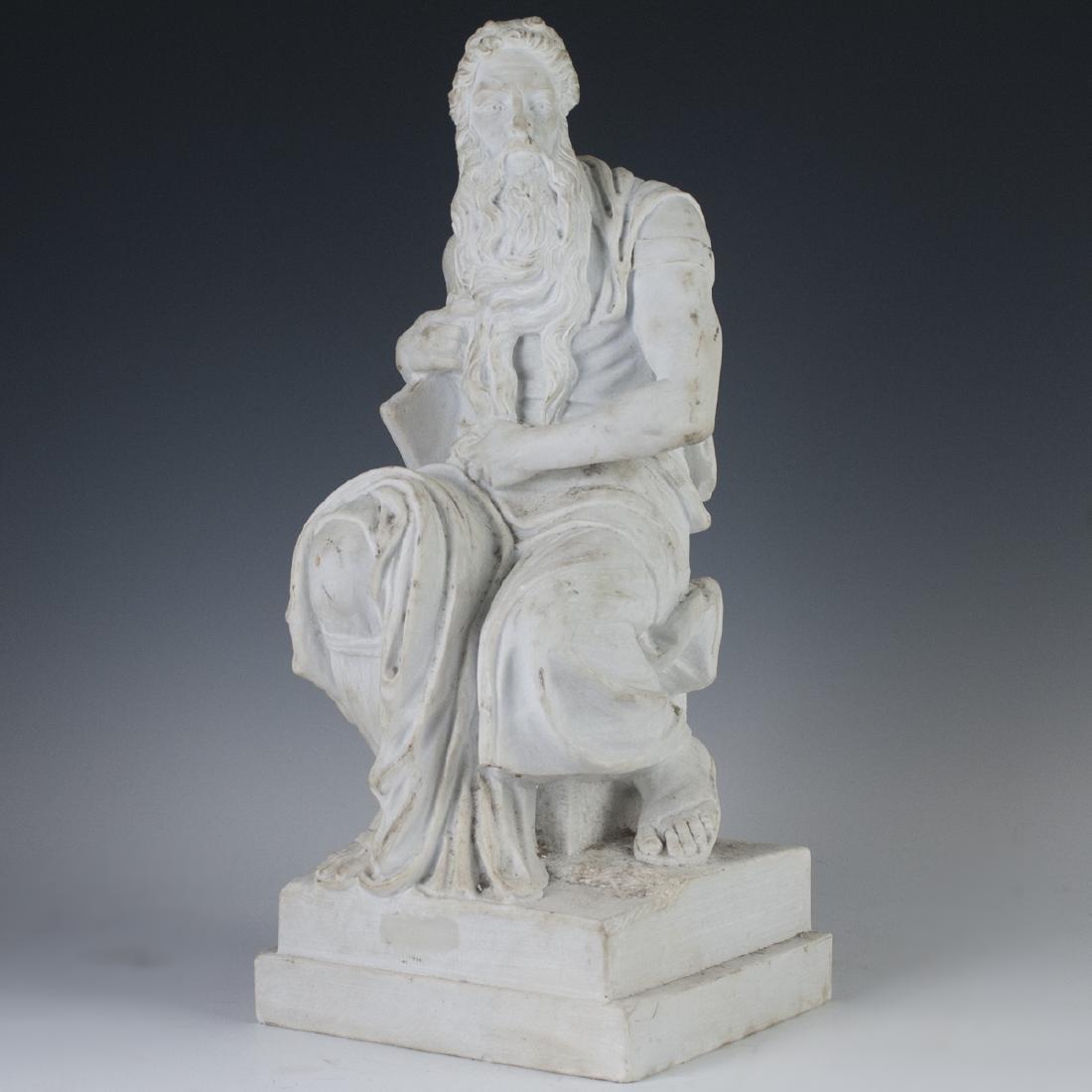 Neoclassical Italian Marble Sculpture