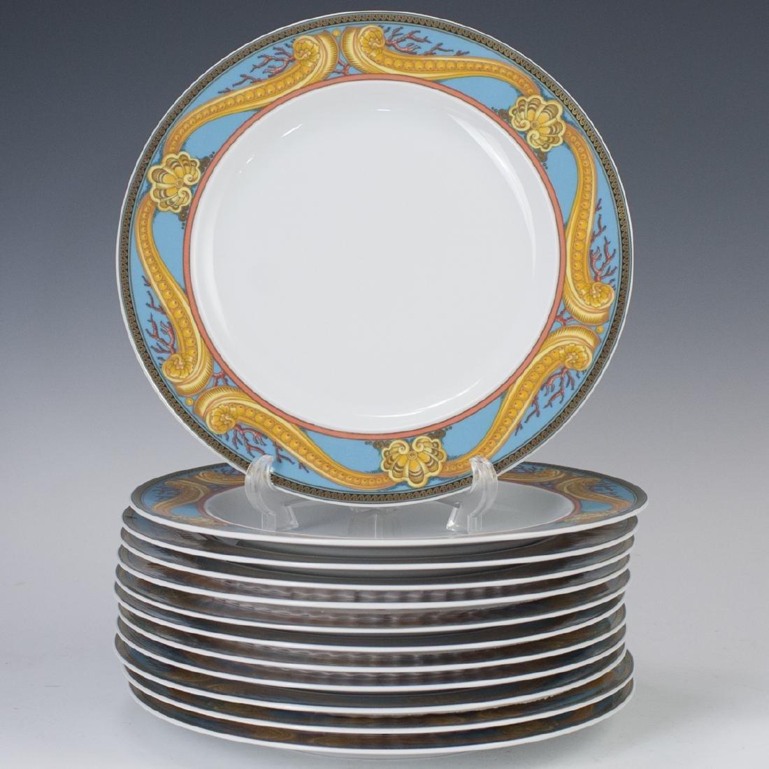 "Rosenthal Versace ""Les Tresors De La Mer"" Porcelain"