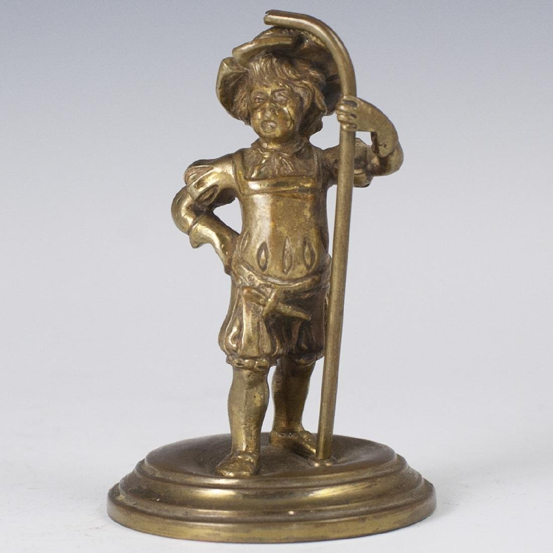 Antique Dore Bronze Figurine