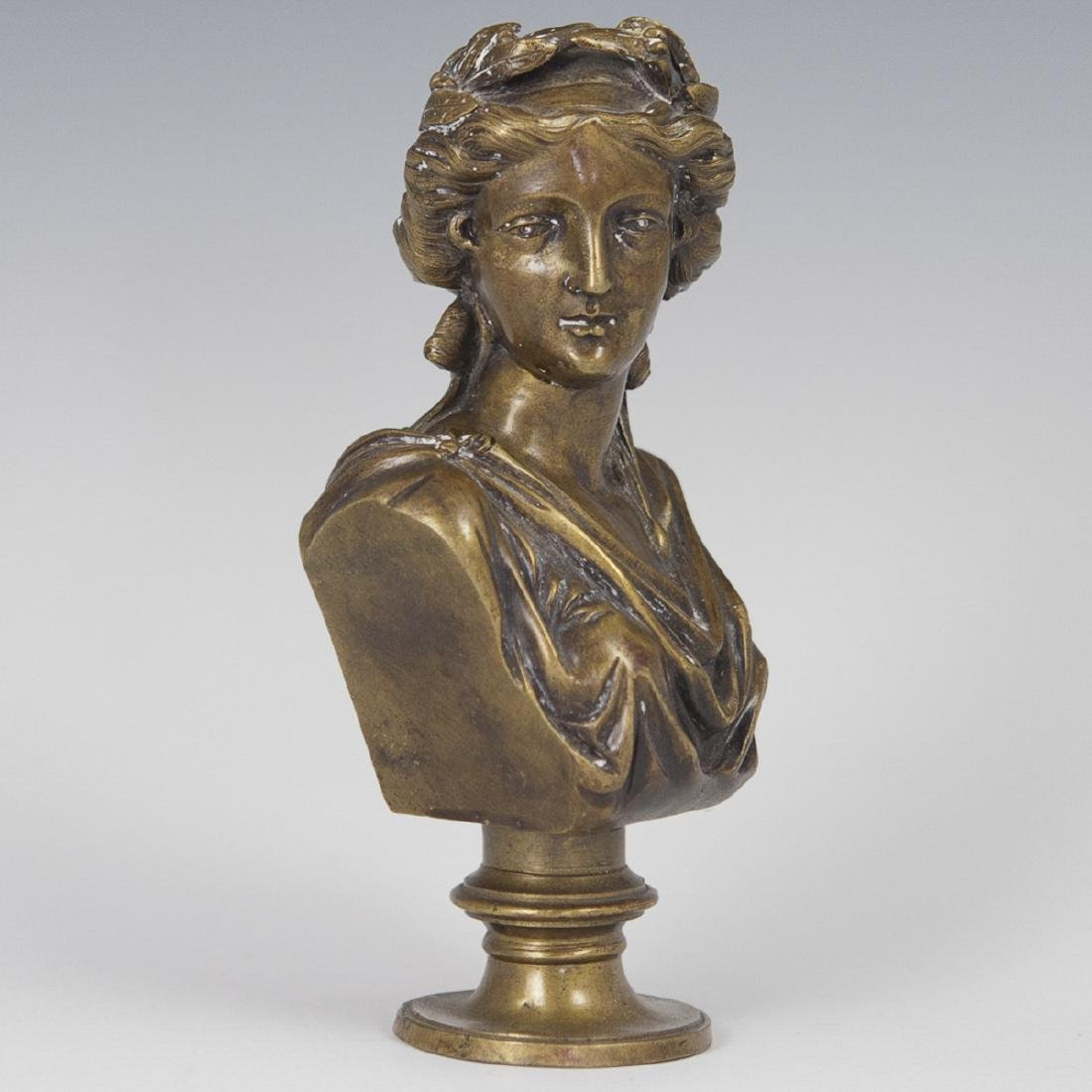 Neo-Classical Dore Bronze Bust